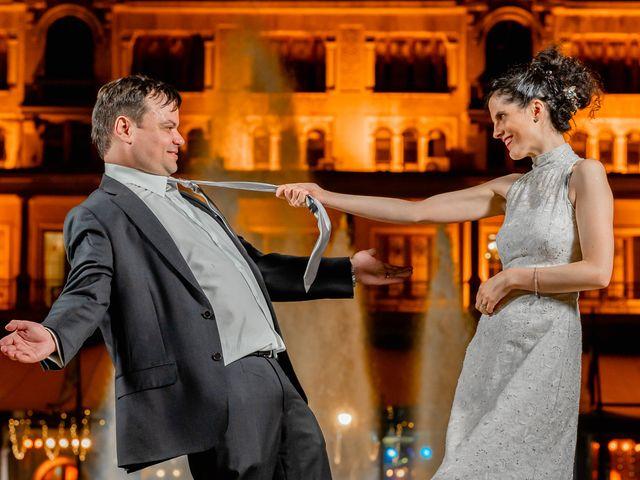 El matrimonio de Felipe y Sofía en Santiago, Santiago 32