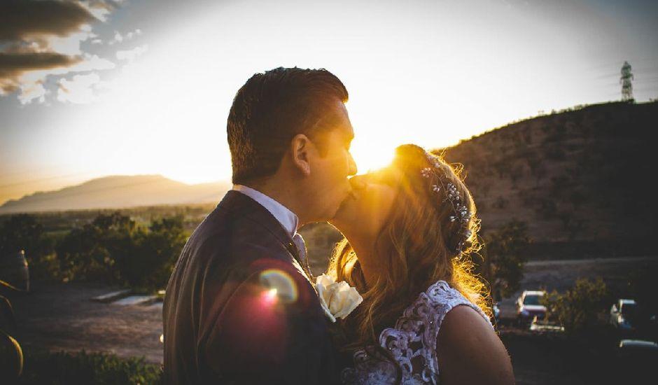 El matrimonio de Freddy  y Charlotte  en Colina, Chacabuco