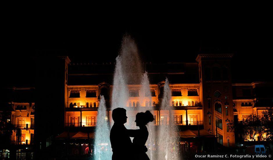 El matrimonio de Felipe y Sofía en Santiago, Santiago