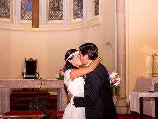 El matrimonio de Karenina y Claudio 2