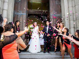 El matrimonio de Karenina y Claudio 3