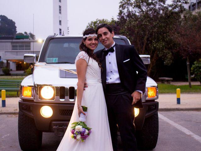 El matrimonio de Karenina y Claudio