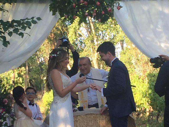 El matrimonio de Elsa  y William