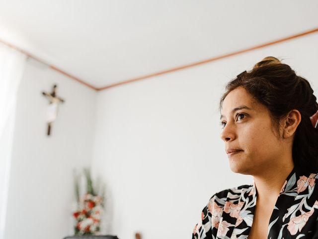 El matrimonio de Raúl y Natalia en El Monte, Talagante 8