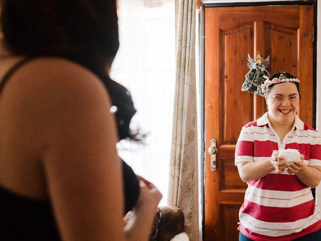 El matrimonio de Raúl y Natalia en El Monte, Talagante 14