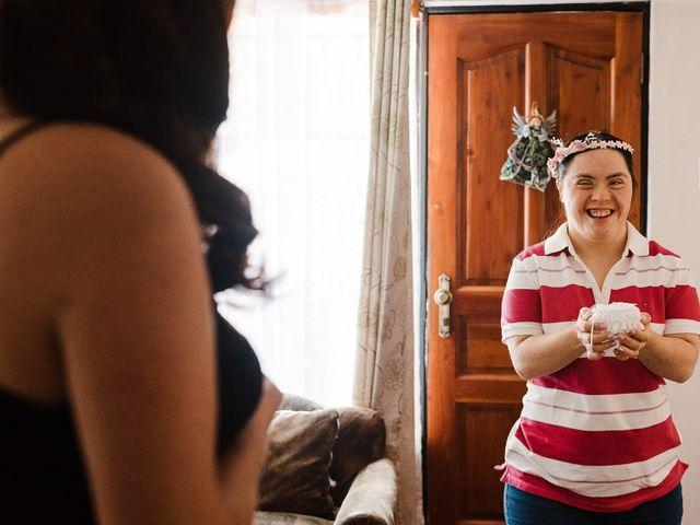 El matrimonio de Raúl y Natalia en El Monte, Talagante 15