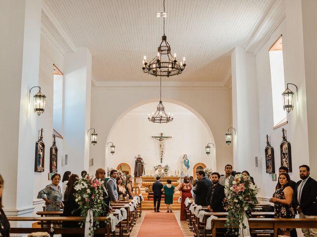 El matrimonio de Raúl y Natalia en El Monte, Talagante 43