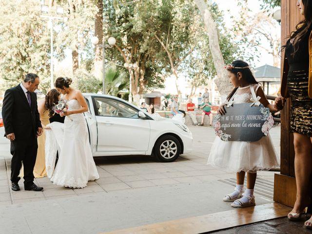 El matrimonio de Raúl y Natalia en El Monte, Talagante 45