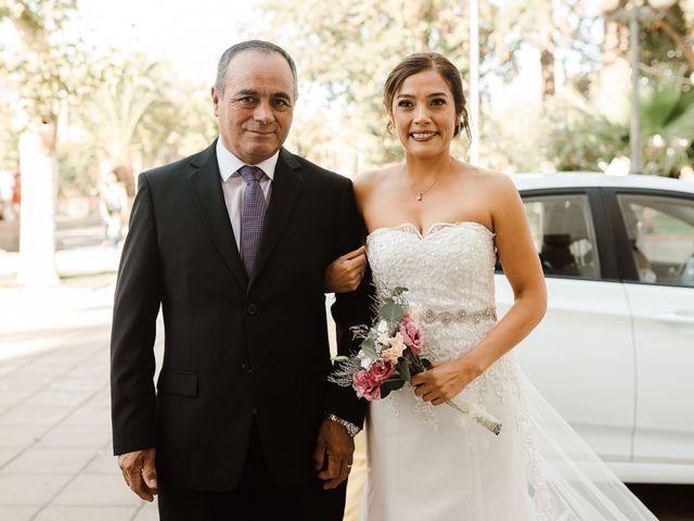 El matrimonio de Raúl y Natalia en El Monte, Talagante 46