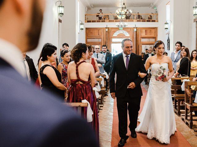 El matrimonio de Raúl y Natalia en El Monte, Talagante 48