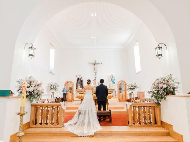 El matrimonio de Raúl y Natalia en El Monte, Talagante 50