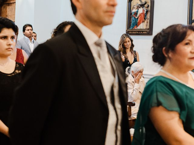 El matrimonio de Raúl y Natalia en El Monte, Talagante 52