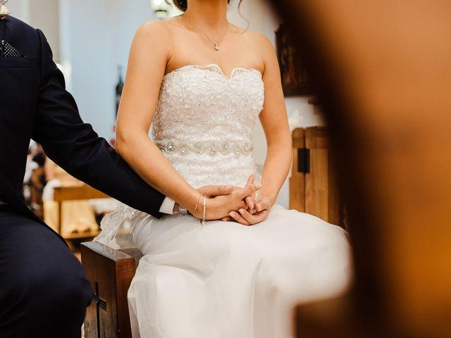 El matrimonio de Raúl y Natalia en El Monte, Talagante 53