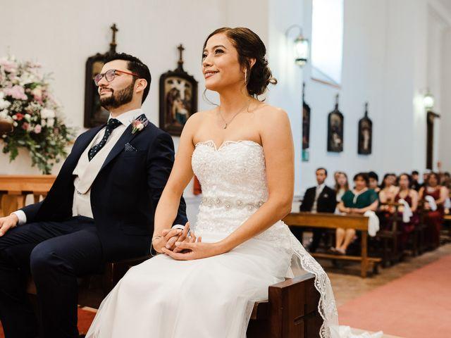 El matrimonio de Raúl y Natalia en El Monte, Talagante 55