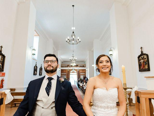 El matrimonio de Raúl y Natalia en El Monte, Talagante 56