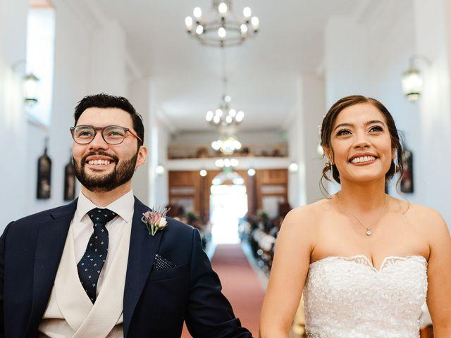 El matrimonio de Raúl y Natalia en El Monte, Talagante 58