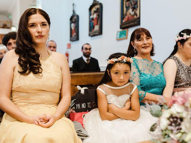 El matrimonio de Raúl y Natalia en El Monte, Talagante 63