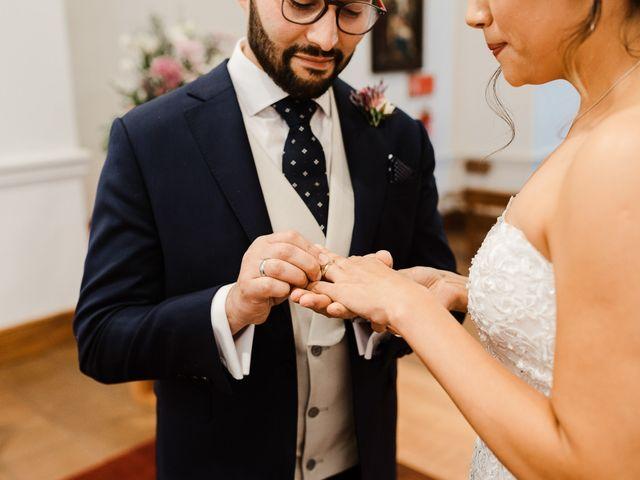 El matrimonio de Raúl y Natalia en El Monte, Talagante 64