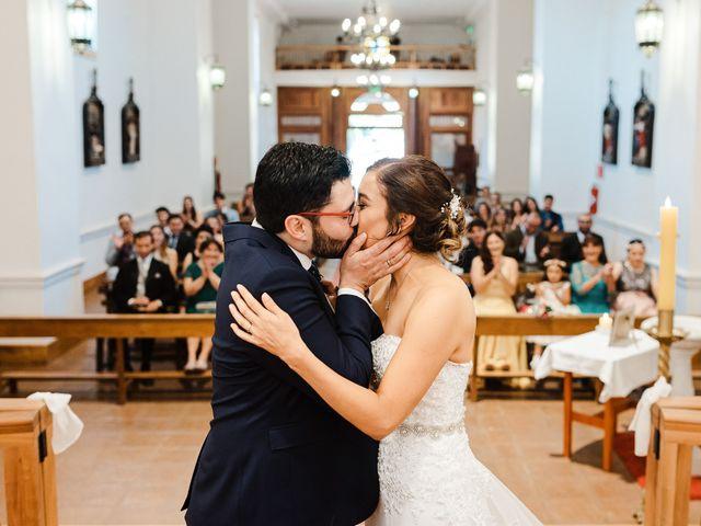 El matrimonio de Raúl y Natalia en El Monte, Talagante 67