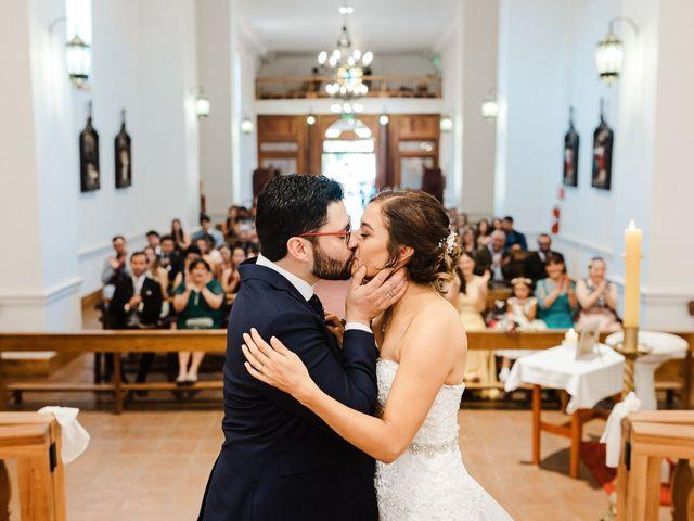 El matrimonio de Raúl y Natalia en El Monte, Talagante 68