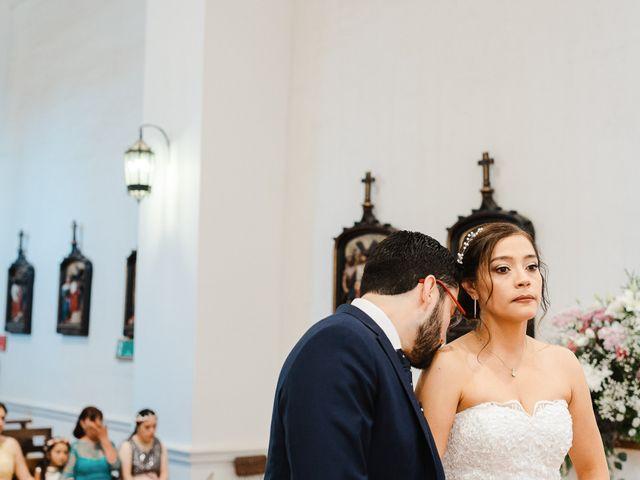 El matrimonio de Raúl y Natalia en El Monte, Talagante 69