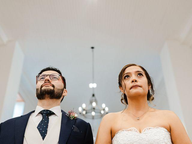 El matrimonio de Raúl y Natalia en El Monte, Talagante 70
