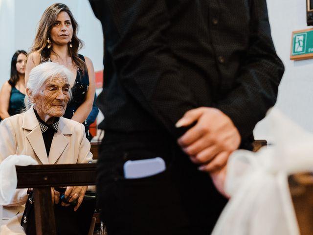 El matrimonio de Raúl y Natalia en El Monte, Talagante 71