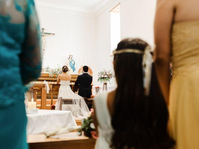 El matrimonio de Raúl y Natalia en El Monte, Talagante 73