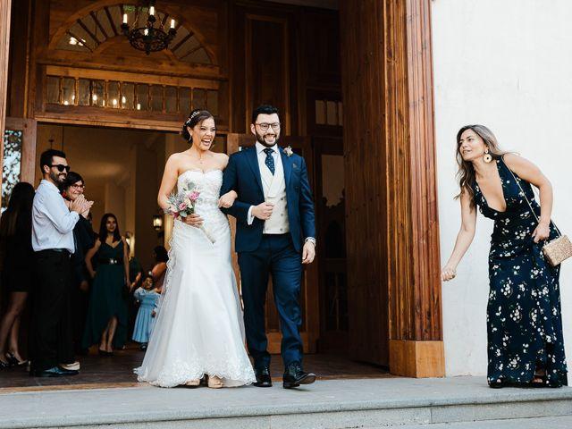 El matrimonio de Raúl y Natalia en El Monte, Talagante 76