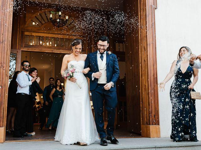 El matrimonio de Raúl y Natalia en El Monte, Talagante 77