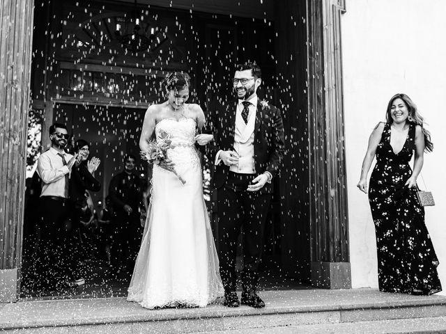 El matrimonio de Raúl y Natalia en El Monte, Talagante 78