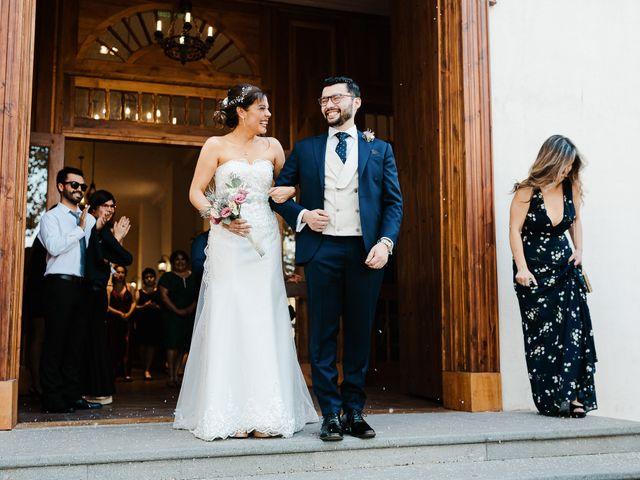 El matrimonio de Raúl y Natalia en El Monte, Talagante 79