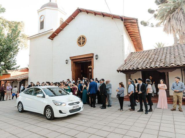 El matrimonio de Raúl y Natalia en El Monte, Talagante 80