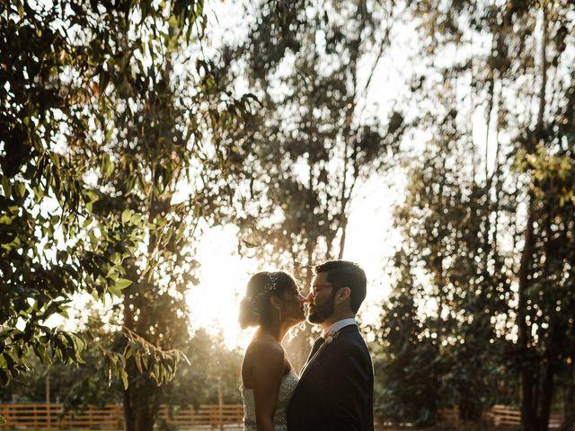 El matrimonio de Raúl y Natalia en El Monte, Talagante 83