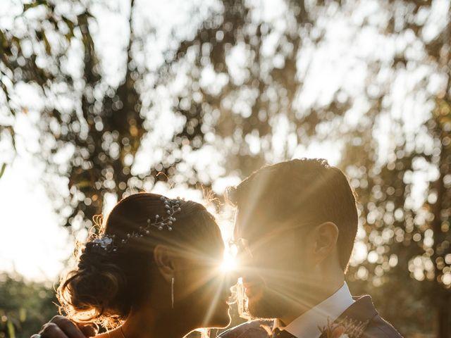 El matrimonio de Raúl y Natalia en El Monte, Talagante 85