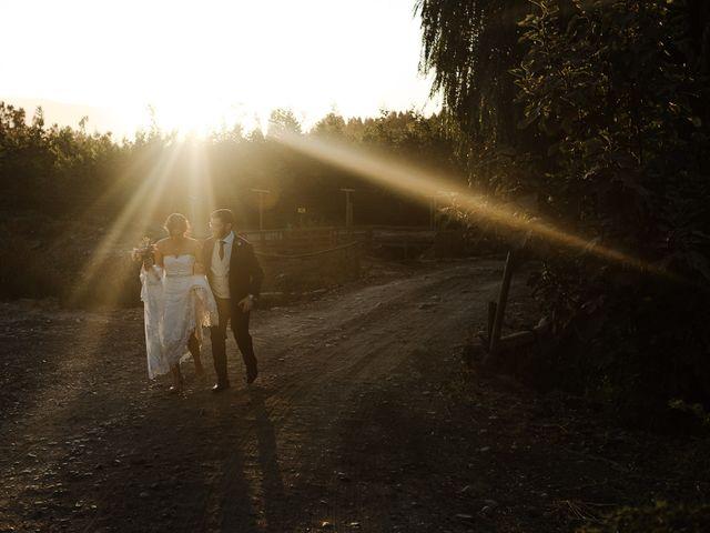 El matrimonio de Raúl y Natalia en El Monte, Talagante 88