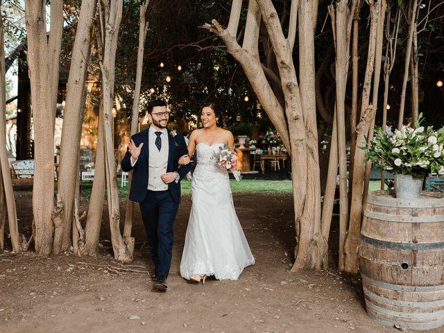 El matrimonio de Raúl y Natalia en El Monte, Talagante 90