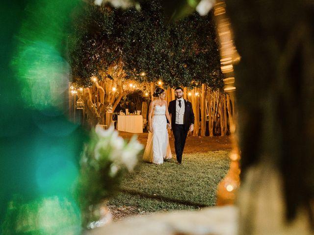 El matrimonio de Raúl y Natalia en El Monte, Talagante 108