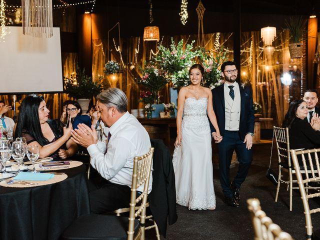 El matrimonio de Raúl y Natalia en El Monte, Talagante 110