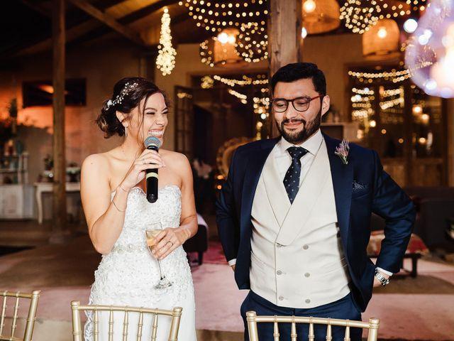 El matrimonio de Raúl y Natalia en El Monte, Talagante 111