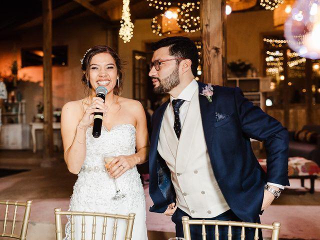 El matrimonio de Raúl y Natalia en El Monte, Talagante 112