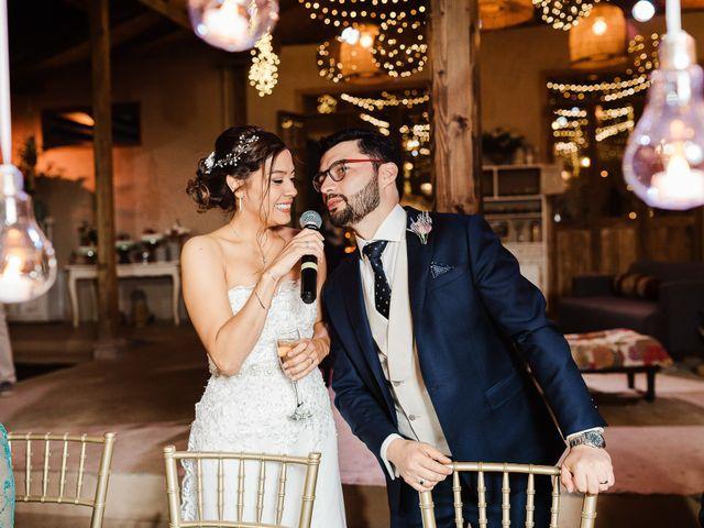 El matrimonio de Raúl y Natalia en El Monte, Talagante 113