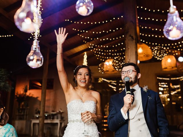 El matrimonio de Raúl y Natalia en El Monte, Talagante 115