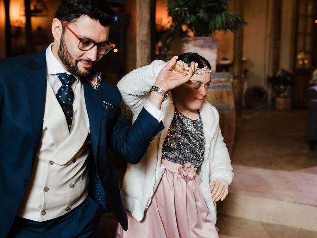 El matrimonio de Raúl y Natalia en El Monte, Talagante 124