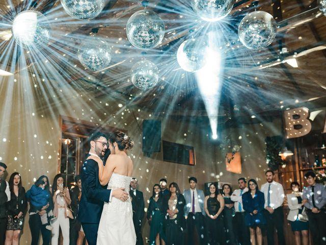 El matrimonio de Raúl y Natalia en El Monte, Talagante 127