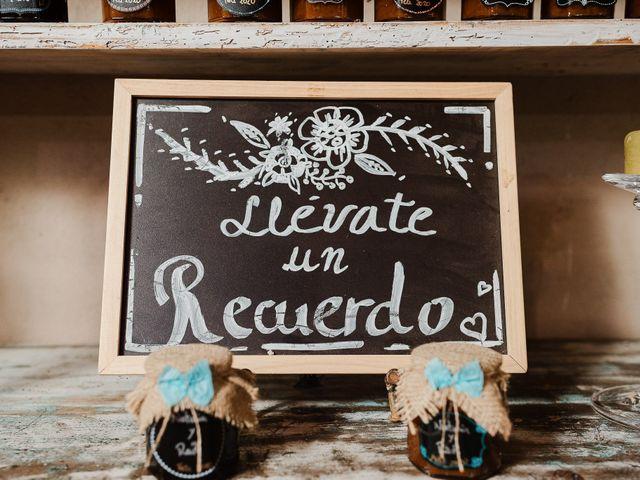 El matrimonio de Raúl y Natalia en El Monte, Talagante 145