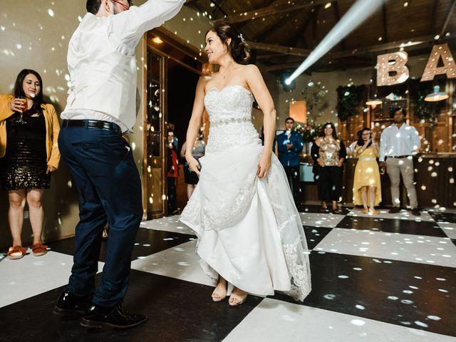 El matrimonio de Raúl y Natalia en El Monte, Talagante 152