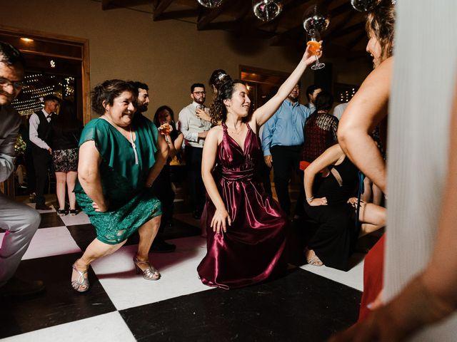 El matrimonio de Raúl y Natalia en El Monte, Talagante 155