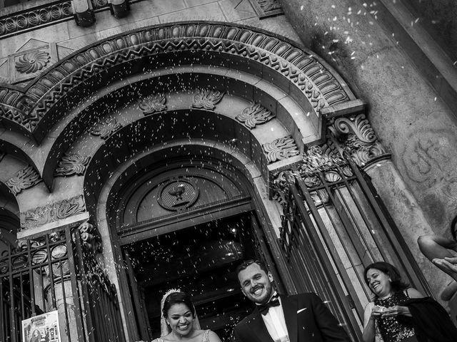 El matrimonio de Loreana y Omar