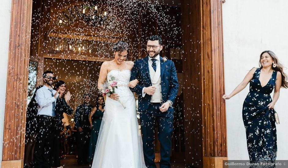 El matrimonio de Raúl y Natalia en El Monte, Talagante